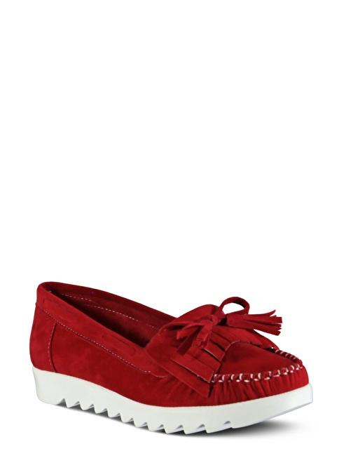 Marjin  Casual Ayakkabı Kırmızı